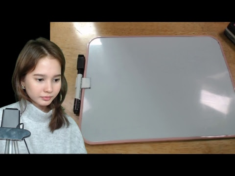 Let us figure out with Sarah how to write your name in Korean!