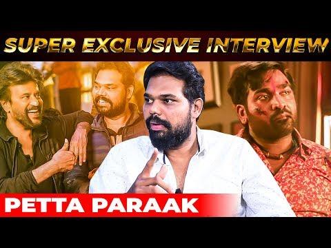 PETTA Rajini's Acting Variation & Vijay Sethupathi's Love You Reply   Vivek Prasanna Opens Up
