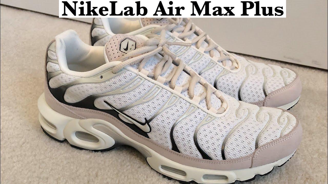 9df82024d4f NikeLab Air Max Plus Sail - YouTube