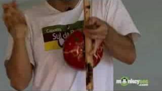 Capoeira - Instruments - Berimbau