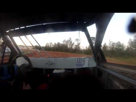 sumter speedway hot laps