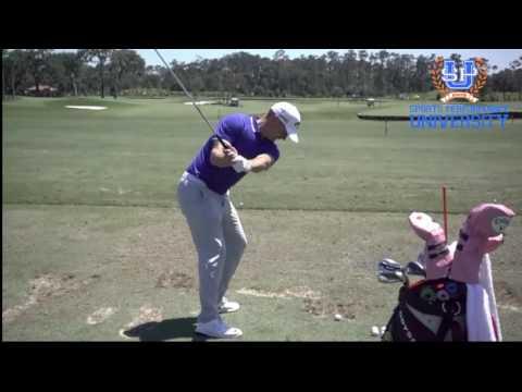 Alex Noren Golf Swing 2017 FO  & DL Super Slo-Mo HD