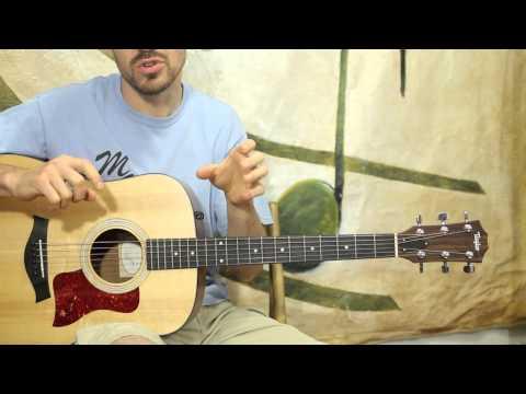 Peaceful Easy Feeling   Free Guitar Lesson   Beginner