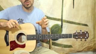 Video Peaceful Easy Feeling - Free Guitar Lesson - Beginner download MP3, 3GP, MP4, WEBM, AVI, FLV Mei 2018