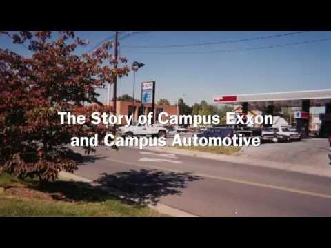 What ever happened to Campus Exxon? Campus Automotive Story Blacksburg, VA