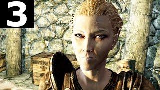Skyrim Part 3 - The Horn Of Jurgen Windcaller - Walkthrough Gameplay