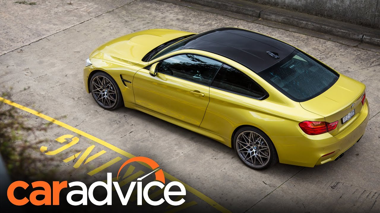 2016 Bmw M4 Competition Review Caradvice Youtube