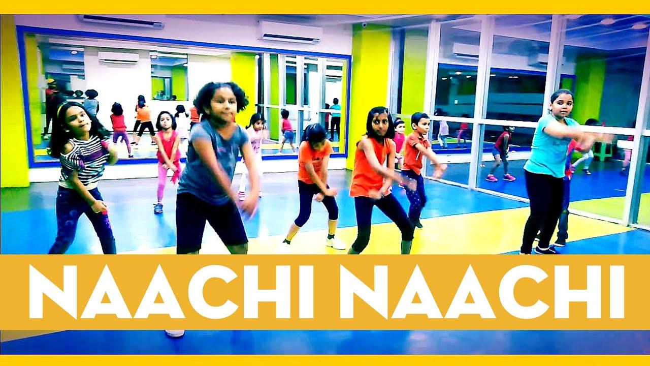 NAACHI NAACHI KIDS DANCE VIDEO STREET DANCER - 2 ANIL KUMAWAT STREAK MOTION