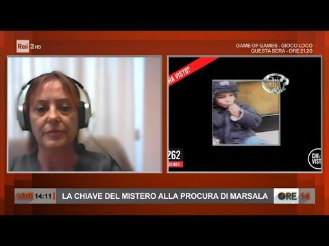 Denise Pipitone: la chiave del mistero alla procura di Marsala - Ore 14 del 07/04/2021