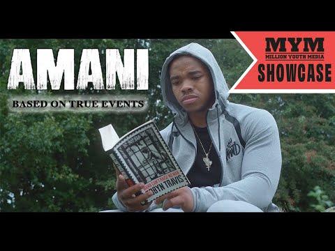 AMANI | Drama Short Film (2019) - Based On A True Story | MYM