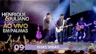 Duas Vidas Henrique E Juliano Dvd Ao Vivo Em Palmas