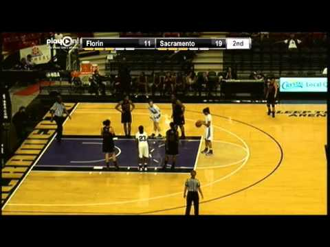 2013 CIF Sac-Joaquin Division II Girls Basketball Final- Sacramento vs. Florin