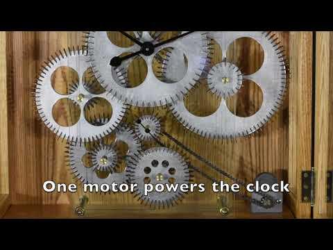 Coin Clock - Stanley Clockworks