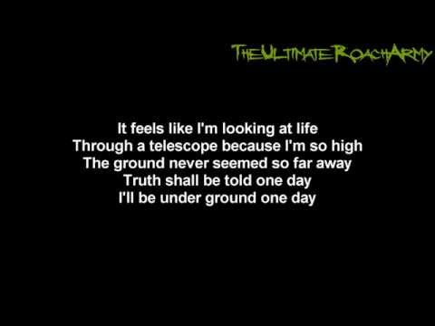 Papa Roach - Roses On My Grave {Lyrics on screen} HD