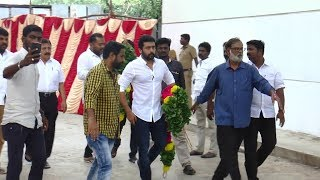 Suriya,Ajith,Vijay Sethupathi on DMK Leader Karunanithi | nba 24x7