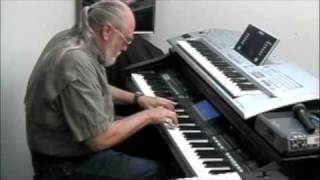 Gershwins Rhapsody in blue Cover by Tommy Johnson
