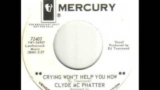 Clyde McPhatter Crying Won