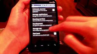 HTC EVO 4g Android 2.3 Update Features