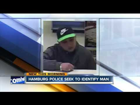 Hamburg police seek suspect