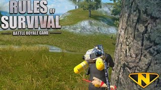 End Game Tips! (Rules of Survival: Battle Royale)