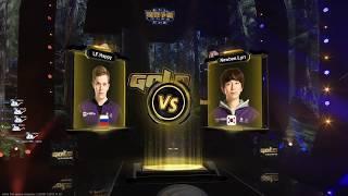 Lyn (O) vs Happy (UD) FINAL WarCraft Gold League Winter 2019 (Miker)