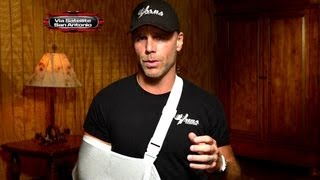 Shawn Michaels Delivers An Emotional Message: Raw, August 20, 2012