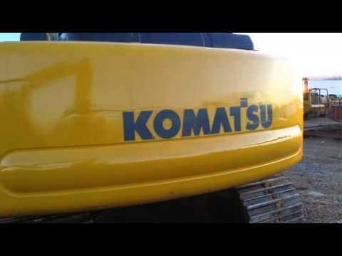 2002 KOMATSU PC120-6 For Sale