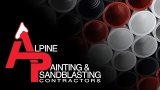 Alpine Painting Company Overview