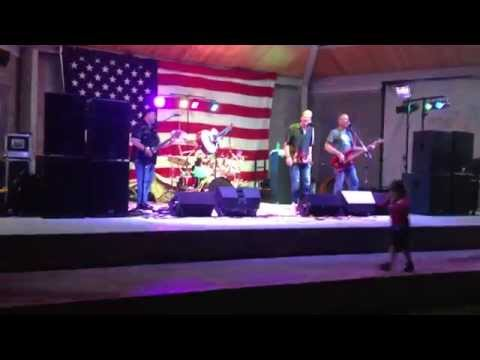 Music in the Park, Mount Orab Ohio, American Band Off R Rockers, HD