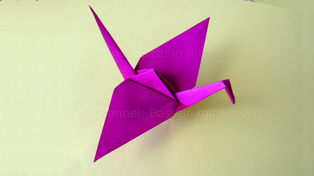 Tiere Aus Papier Falten Origami Tiere Falten Kindergarten Origami