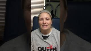 Nurse Discusses Her Health Condition and Her Results