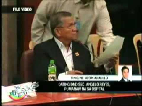 General Angelo Reyes Suicide Left More Questions Than Answers