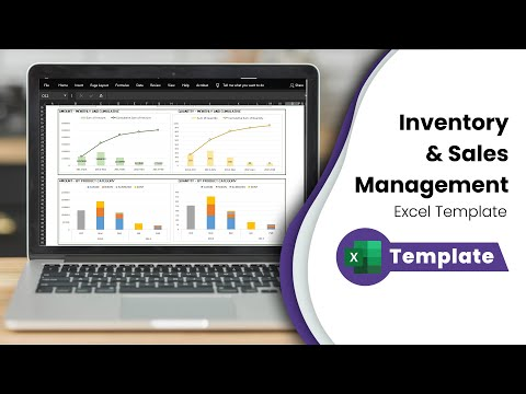 Free Inventory Management Software in Excel - Inventory Spreadsheet Template