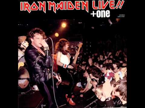 Iron Maiden - I've Got The Fire - Live!! + One
