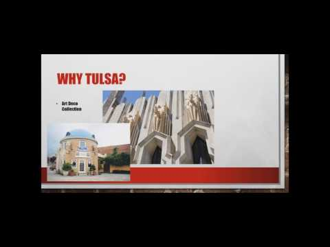 Sietar USA 2016  Annual Conference - Tulsa Location Overview