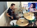 Demi Lovato - Sorry Not Sorry (Clean) (NEW SONG 2017) - Drum Cover - Studio Quality (HD)