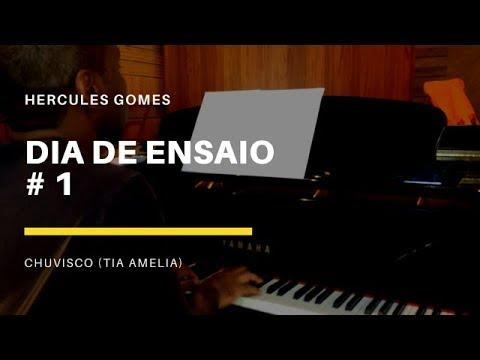 """<span class=""""title"""">DIA DE ENSAIO #1 - CHUVISCO (Tia Amélia) Hercules Gomes e Regional</span>"""