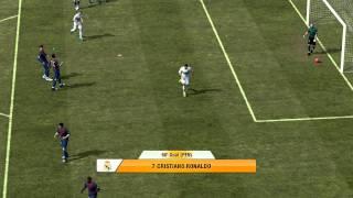 FIFA 12 FC Barcelona vs Real Madrid HD