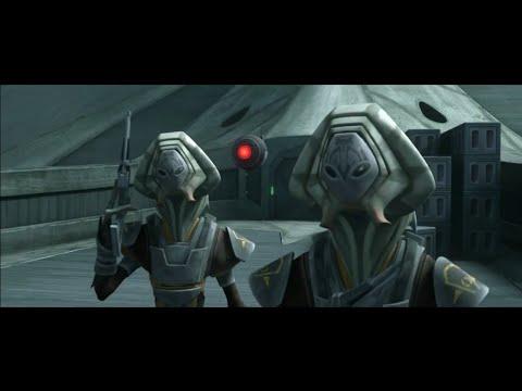 Star Wars The Clone Wars - Spuren - Teil 5