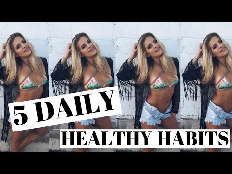 FIT For Summer | 5 Daily Tips To Stay Healthy