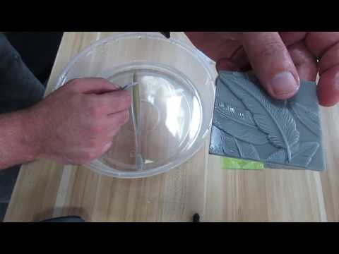 Wanhao Water washable resin - YouTube