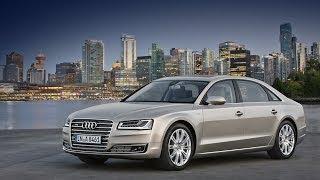Наши Тесты NEW Audi A8 3.0 TFSI 2013