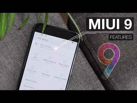 10 New MIUI 9 Features You Should Know
