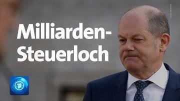 2020 droht ein Steuerloch von 81 Milliarden Euro