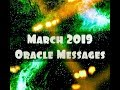 SAGITTARIUS March 2019 Oracle Messages