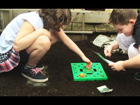 Seeding Square - Planting Tool