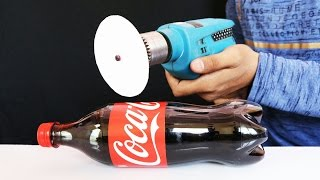 Can You Cut Coca Cola with Paper? Cut with Paper