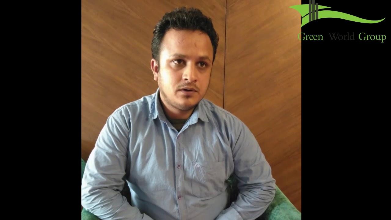 Best institute for NEBOSH training by Mr Gaurav Thakur - Safety officer (2  yrs Exp ) in Saudi Aramco