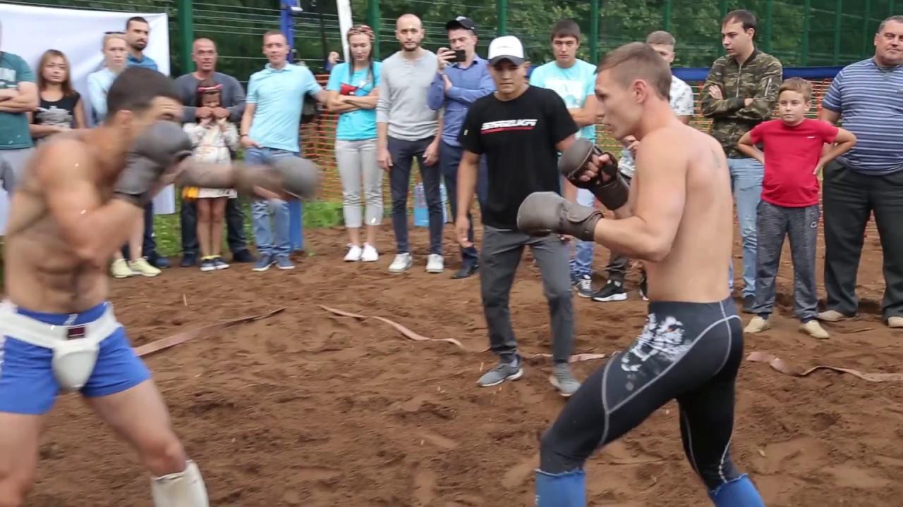 МС Тайского Бокса против ММА Профика