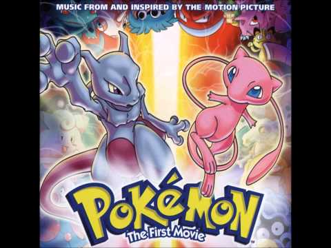 Pokemon: The First Movie #1  Pokemon Theme Movie Version  Billy Crawford